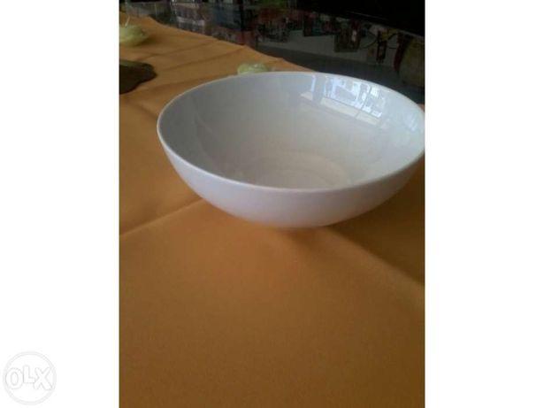 Tigelas novas cereal branca Spal