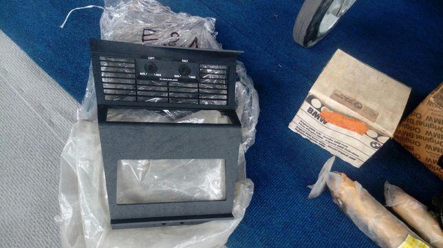 Bmw e21 rarytas nowe części chrom bmw 323 wydech emblemat szyby