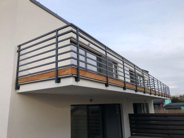 Balustrada Balkon od kowart-ogrodzenia
