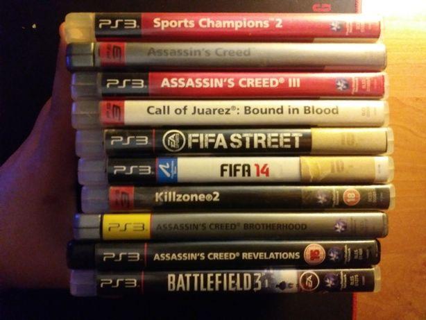 Zestaw gier na PlayStation 3