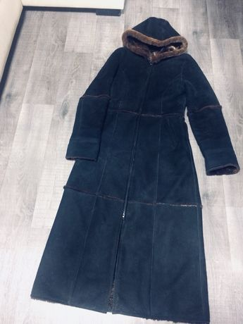 Пальто Дубленка длинная