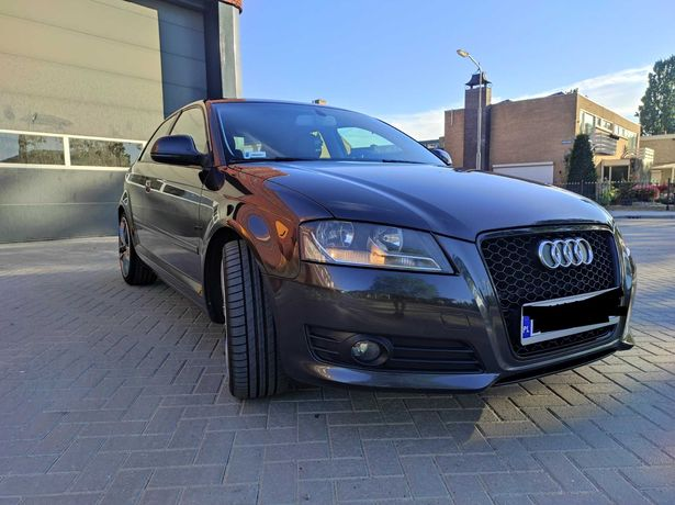 Audi A3 2008r. 2.0 TDI CR 170 KM