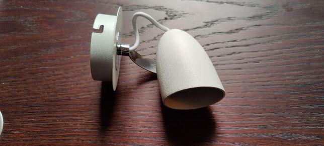 Kinkiet biały 230V