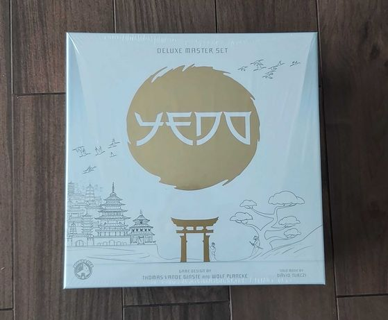 Gra planszowa: Yedo Delux Master Set - wersja poprawiona, angielska