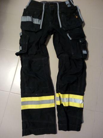 Damskie spodnie robocze 36 S