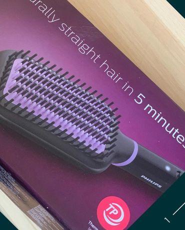 Расчёсках для выпрямления волос