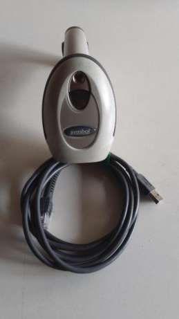 Scanner com ligação USB e leitor a laizer