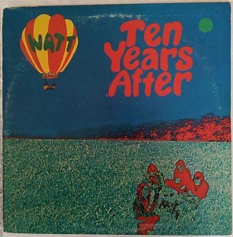 Пластинка Ten Years After – Watt (1975, Chrysalis CHR 1085, US)