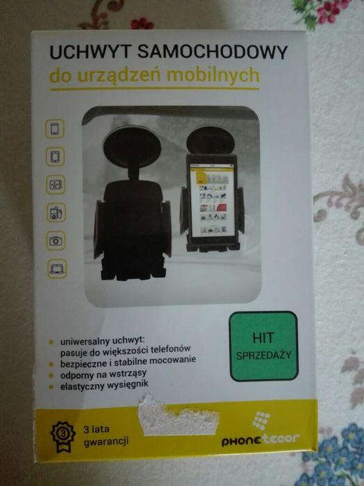 Sprzedam uchwyt samochodowy do urządzeń mobilnych Gruczno - image 1