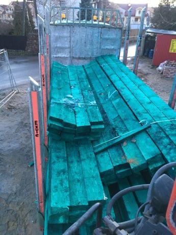 sprzedam deski szalunkowe wiezba dachowa tartak laty stemple drzewo
