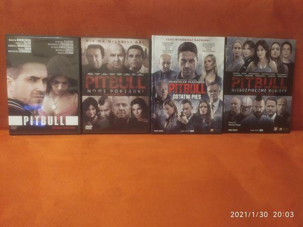 Pit Bull DVD 4 części