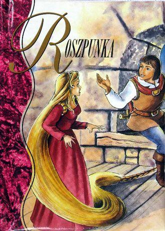 Bajka Roszpunka -1995r