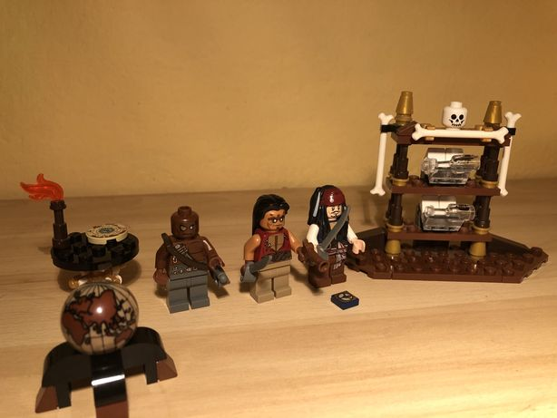 Lego Pirates of the Caribbean 4191