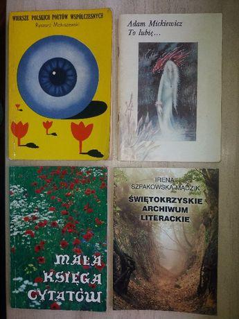 Cytaty Wiersze Mickiewicz To lubię Świętokrzyskie archiwum literackie