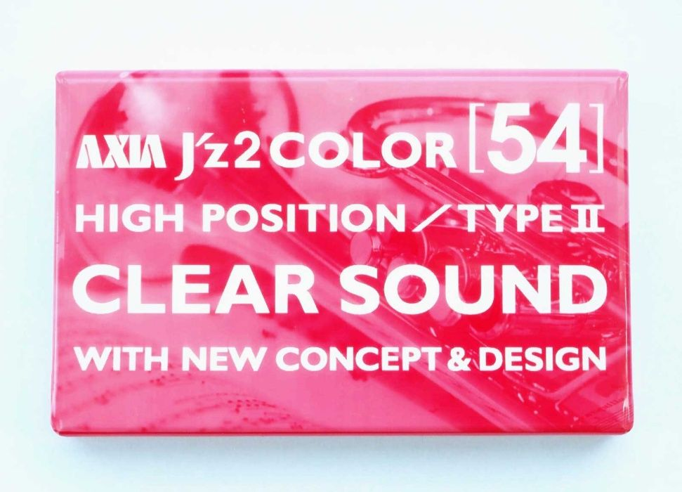 Аудиокассета AXIA JZ-2 54 Запорожье - изображение 1