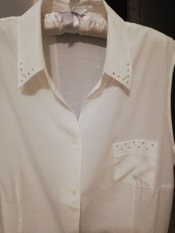 Damska  koszula biała