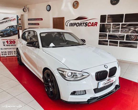 BMW 116 D F21 M-PERFORMANCE