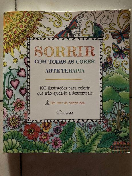 Livro de Colorir Zen