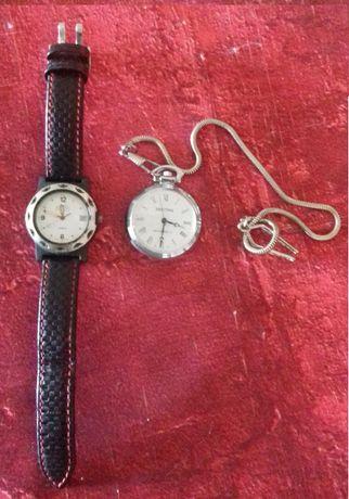 2 relógios avariados