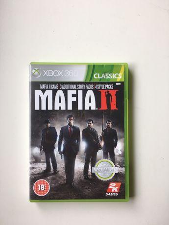 Mafia 2 xbox-360 gra xbox 360