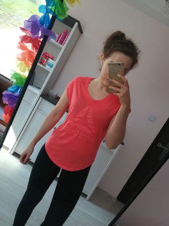 Koszulka Reebok różowa