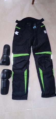 Spodnie motocyklowe Kawasaki M