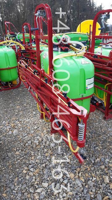 Opryskiwacz polowy zawieszany PROMAR 400l 12m fabrycznie Nowy ATEST