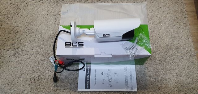 Kamera 4w1 BCS-TQE3500IR3-B 5Mpx IR40 IP66