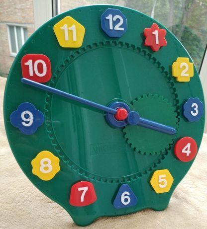 Часы, 30 см Viking Toys