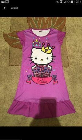 Sukienka Hello Kitty dla dziewczynki