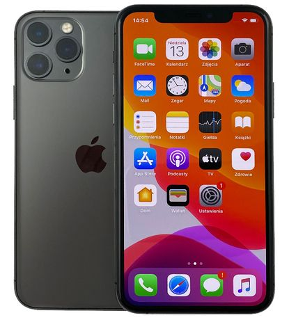 iPhone 11 Pro 64GB, powystawowy, klasa Select + gratisy!