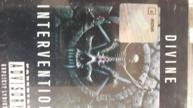 Slayer - Divine Intervention kaseta