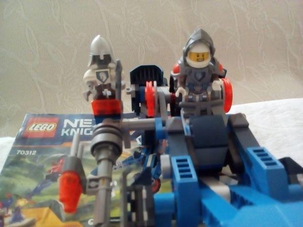 Лего Lego NINJAGO 70592 оригинал Спасатель Робот Ронина маневренность