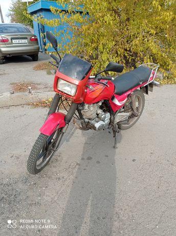 Мотоцыкл-а nl-150t