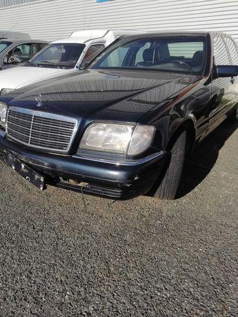 Mercedes S 320 para peças