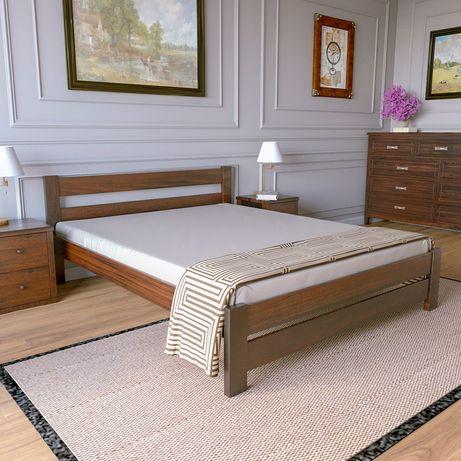 Ліжко дерев'яне «Моно-Твін»ДОСТАВКА БЕЗКОШТОВНА