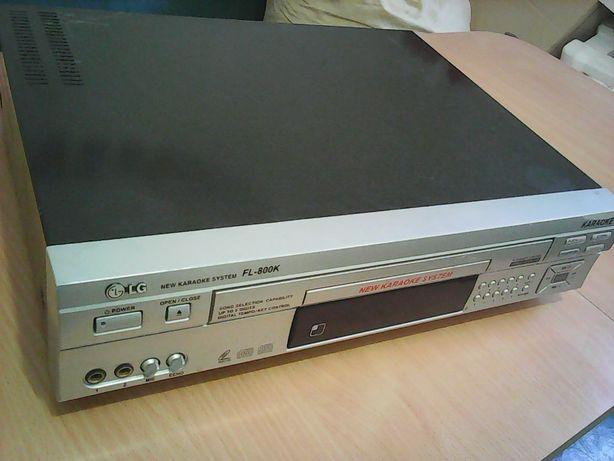 CD с караоке LG FL-800k и Пультом