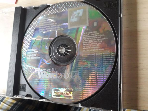 Microsoft Word 2000 SR-1