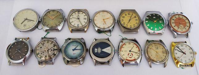 Relógios antigos *Yema*Aureus*Butex*Gavis*Douglas*Vesal*Orcyl*Norton