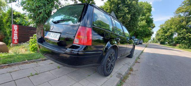 Volkswagen Golf IV kombi* 2002* 1.9 TDI* klimatyzacja*ZADBANY *ZAMIANA