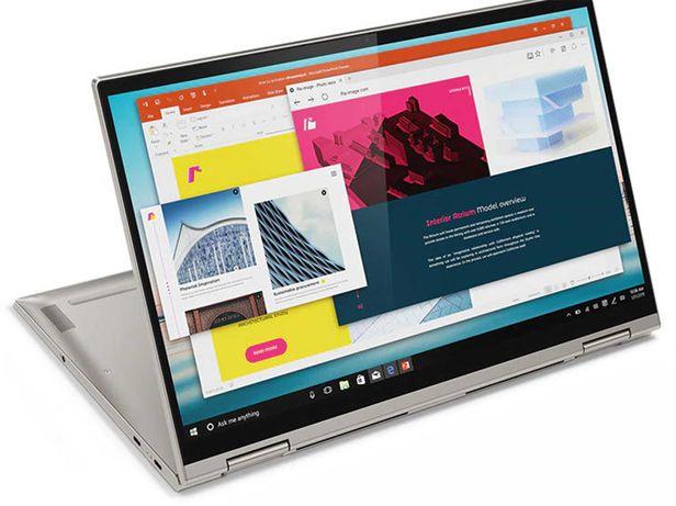 Lenovo Yoga C740-15/Touch/i7-10510U/16ГБ/SDD1ТБ/Win10/81TD0008US