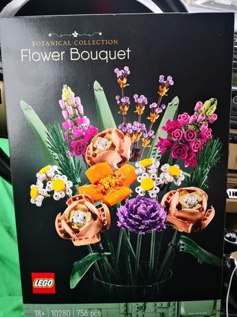 Lego 10280 Creator Expert bukiet kwiatów! Dzień kobiet!