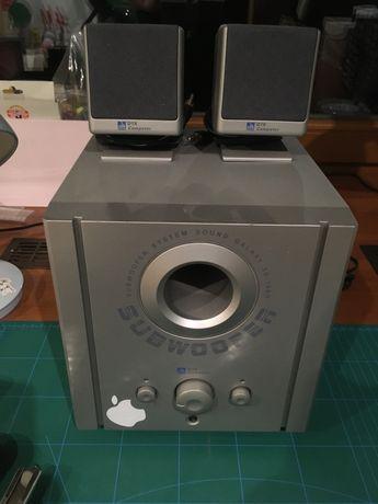 DTK computer głośniki z subwooferem