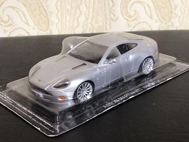 Aston Martin V12 1:43 deagostini
