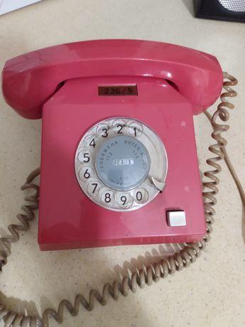 Telefon tarczowy.