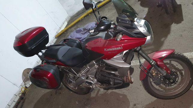 Kawasaki Versys 650 2011г ABS