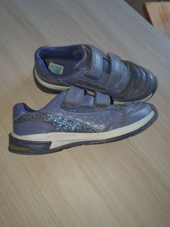 Шкіряні кросівки Clarks 28 розмір