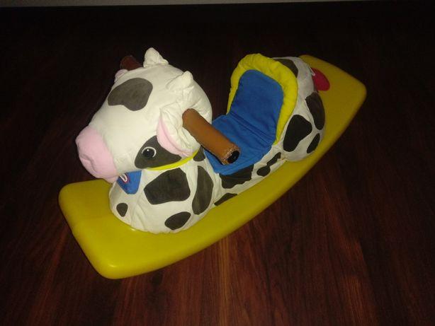 Krowa bujak little tikes