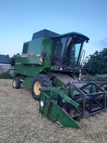 maszyny rolnicze kombajn zbożowy john deere 1177