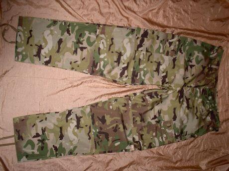Штаны брюки тактические Viper Tactical камуфляж MTP для охоты рыбалки